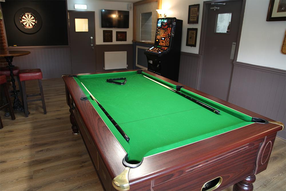 liberal house tamworth pool table bar